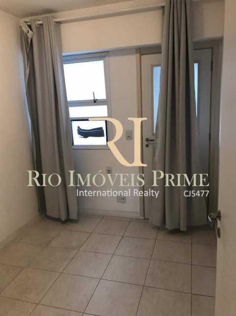 QUARTO2 - Apartamento 2 quartos à venda Barra Olímpica, Rio de Janeiro - R$ 750.000 - RPAP20097 - 12