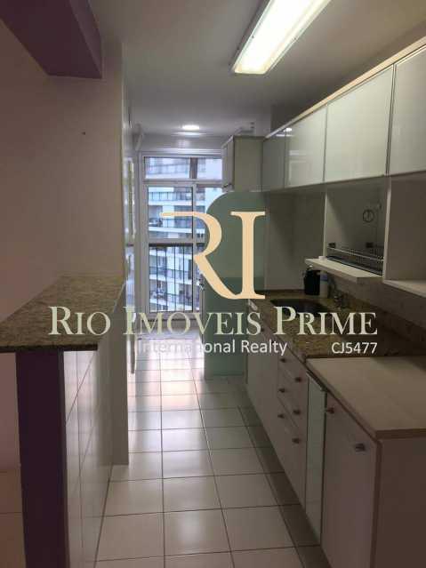 COZINHA - Apartamento 2 quartos à venda Barra Olímpica, Rio de Janeiro - R$ 750.000 - RPAP20097 - 8
