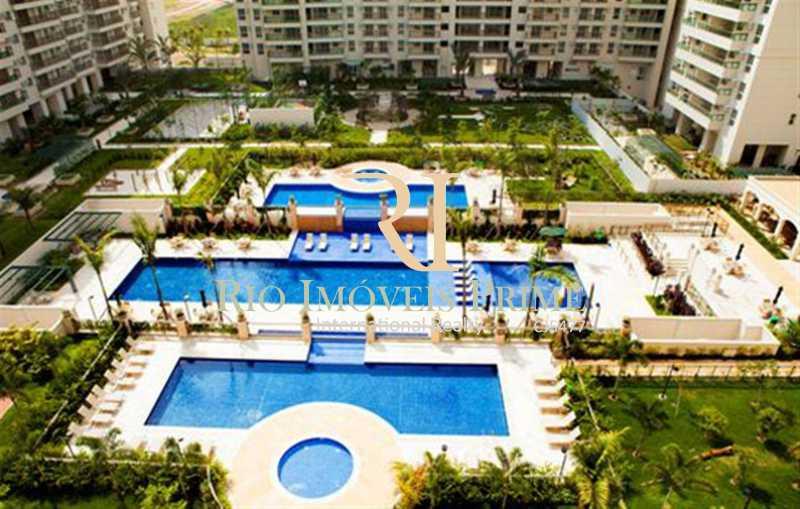 PARQUE AQUÁTICO - Apartamento 2 quartos à venda Barra Olímpica, Rio de Janeiro - R$ 750.000 - RPAP20097 - 14