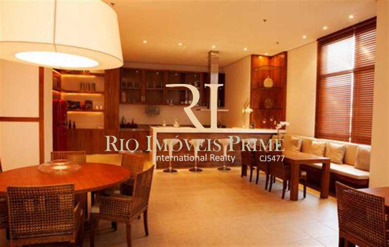 SALÃO GOURMET - Apartamento 2 quartos à venda Barra Olímpica, Rio de Janeiro - R$ 750.000 - RPAP20097 - 16
