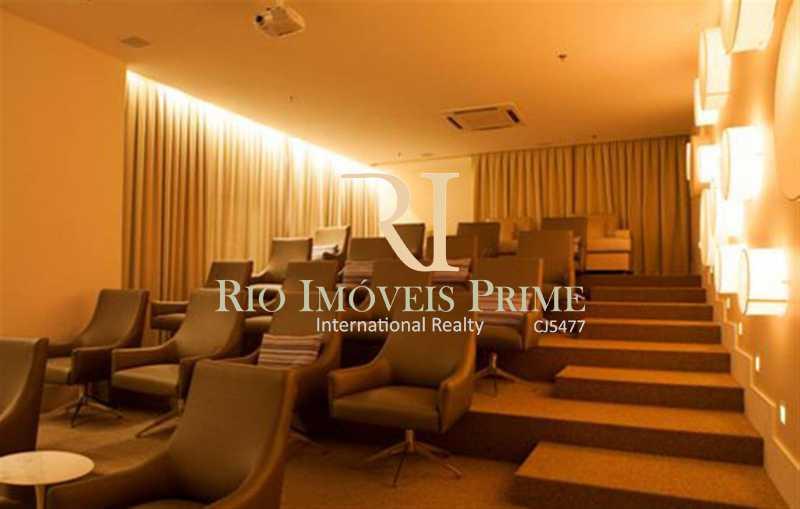CINEMA - Apartamento 2 quartos à venda Barra Olímpica, Rio de Janeiro - R$ 750.000 - RPAP20097 - 18