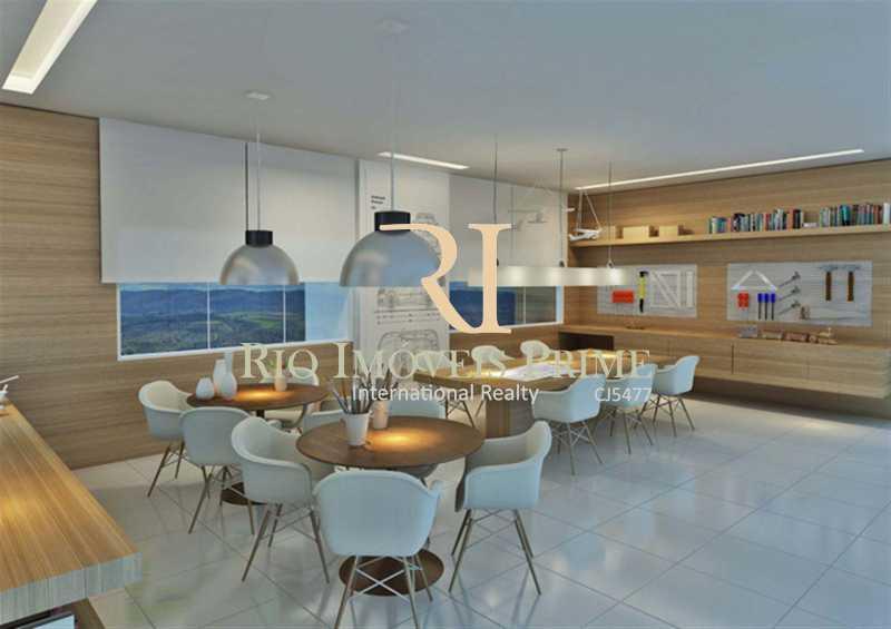 SALA ESTUDOS - Apartamento 2 quartos à venda Barra Olímpica, Rio de Janeiro - R$ 750.000 - RPAP20097 - 19