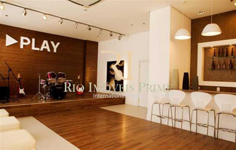 GARAGE BAND - Apartamento 2 quartos à venda Barra Olímpica, Rio de Janeiro - R$ 750.000 - RPAP20097 - 22