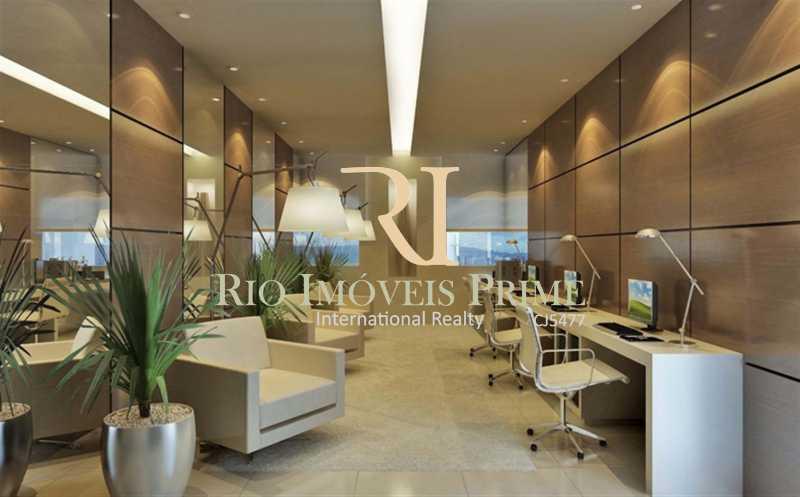 SALA DE TRABALHO - Apartamento 2 quartos à venda Barra Olímpica, Rio de Janeiro - R$ 750.000 - RPAP20097 - 23