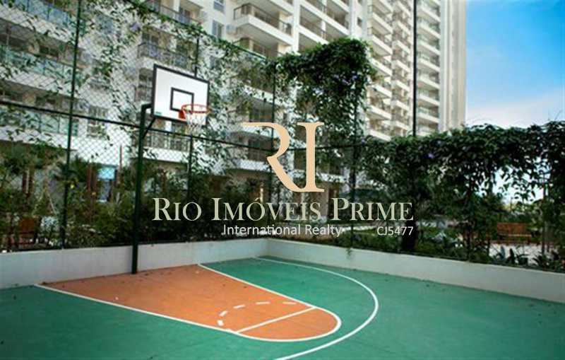 QUADRA POLIESPRTIVA - Apartamento 2 quartos à venda Barra Olímpica, Rio de Janeiro - R$ 750.000 - RPAP20097 - 17