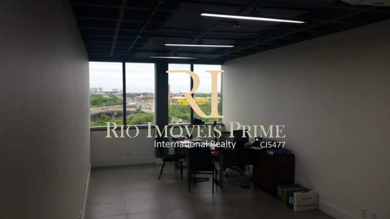 sala - Sala Comercial 34m² à venda Barra Olímpica, Rio de Janeiro - R$ 209.000 - RPSL00007 - 8