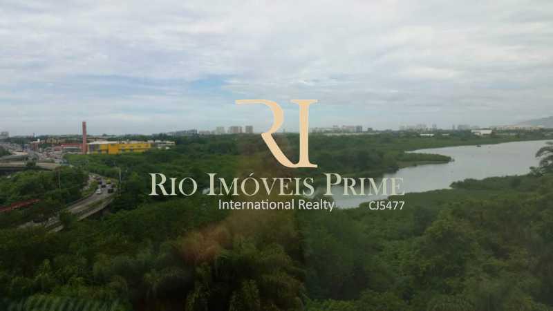 vista da sala - Sala Comercial 34m² à venda Barra Olímpica, Rio de Janeiro - R$ 209.000 - RPSL00007 - 9