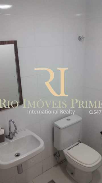 banheiro - Sala Comercial 34m² à venda Barra Olímpica, Rio de Janeiro - R$ 209.000 - RPSL00007 - 11