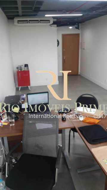 entrada da sala - Sala Comercial 34m² à venda Barra Olímpica, Rio de Janeiro - R$ 209.000 - RPSL00007 - 12