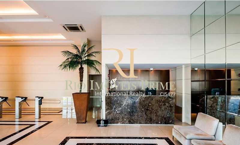 portaria - Sala Comercial 34m² à venda Barra Olímpica, Rio de Janeiro - R$ 209.000 - RPSL00007 - 6