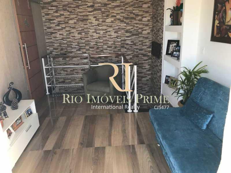 Sala piso superior - Cobertura 3 quartos à venda Barra Olímpica, Rio de Janeiro - R$ 1.145.000 - RPCO30014 - 11