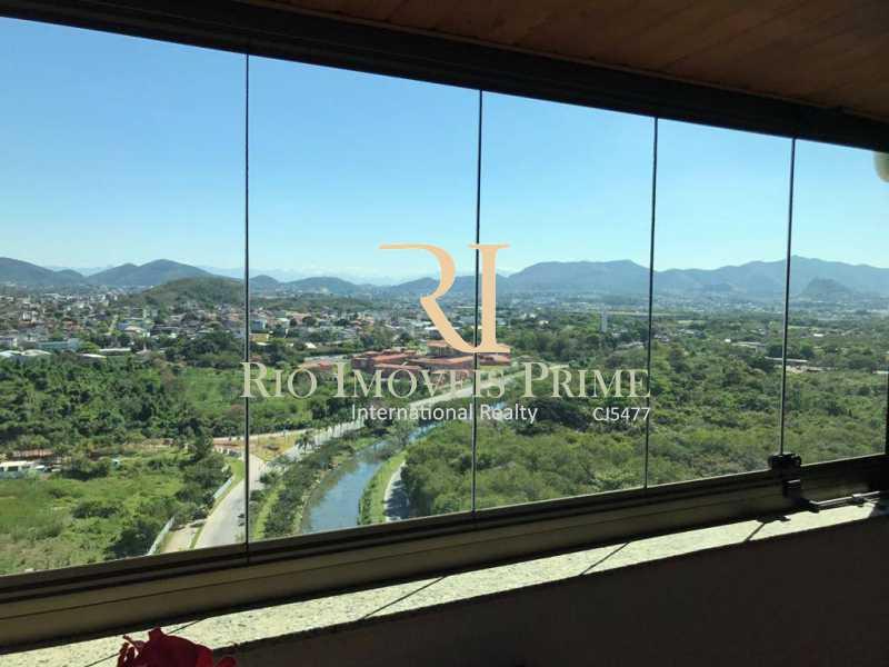 Varanda  - Cobertura 3 quartos à venda Barra Olímpica, Rio de Janeiro - R$ 1.145.000 - RPCO30014 - 4