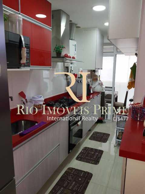 Cozinha - Cobertura 3 quartos à venda Barra Olímpica, Rio de Janeiro - R$ 1.145.000 - RPCO30014 - 9