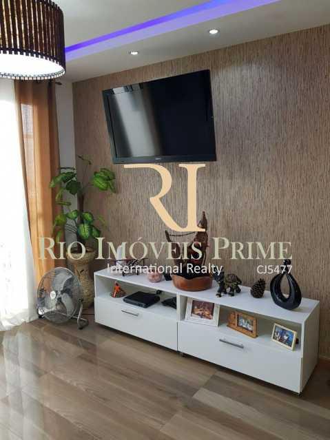 Sala piso superior - Cobertura 3 quartos à venda Barra Olímpica, Rio de Janeiro - R$ 1.145.000 - RPCO30014 - 12