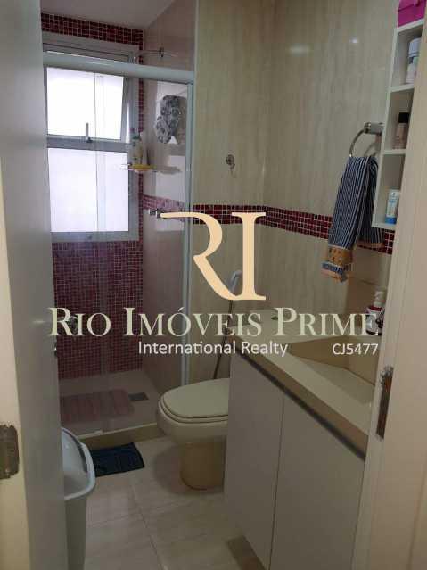 Banheiro social - Cobertura 3 quartos à venda Barra Olímpica, Rio de Janeiro - R$ 1.145.000 - RPCO30014 - 10