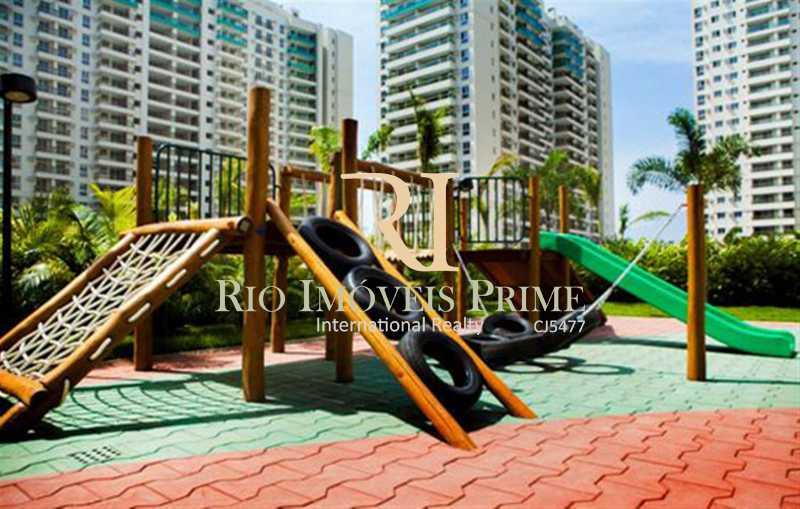 PARQUINHO - Cobertura 3 quartos à venda Barra Olímpica, Rio de Janeiro - R$ 1.145.000 - RPCO30014 - 26