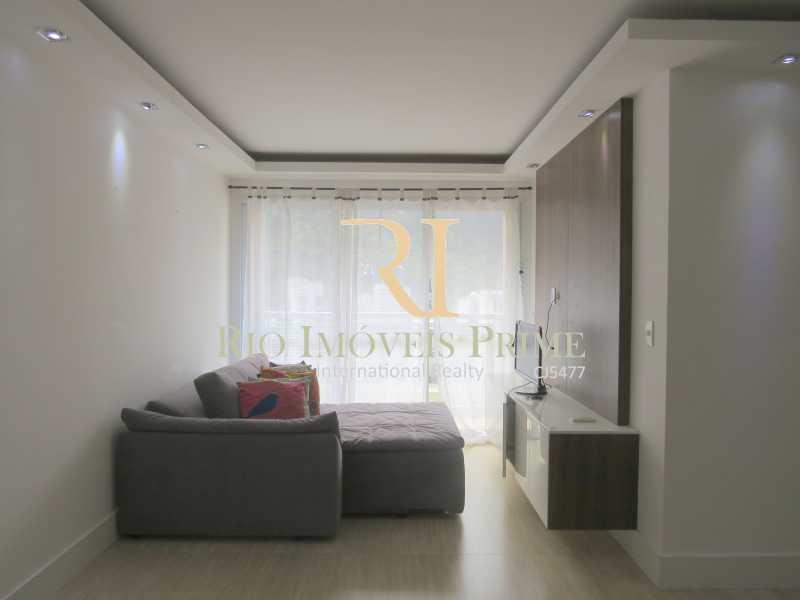 SALA - Cobertura 2 quartos à venda Humaitá, Rio de Janeiro - R$ 1.749.900 - RPCO20006 - 5