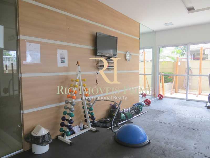 ACADEMIA - Cobertura 2 quartos à venda Humaitá, Rio de Janeiro - R$ 1.749.900 - RPCO20006 - 26