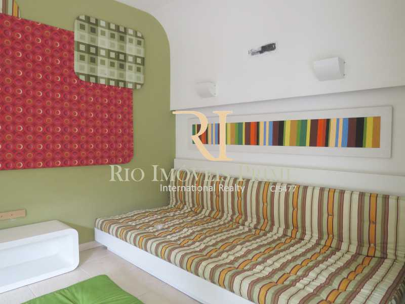LOUNGE TEEN - Cobertura 2 quartos à venda Humaitá, Rio de Janeiro - R$ 1.749.900 - RPCO20006 - 30
