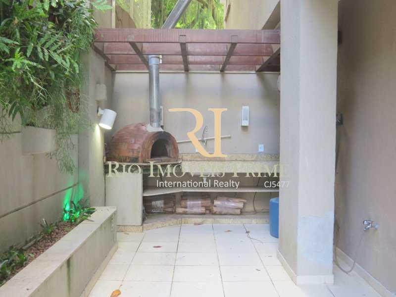 CHURRASQUEIRA - Cobertura 2 quartos à venda Humaitá, Rio de Janeiro - R$ 1.749.900 - RPCO20006 - 29