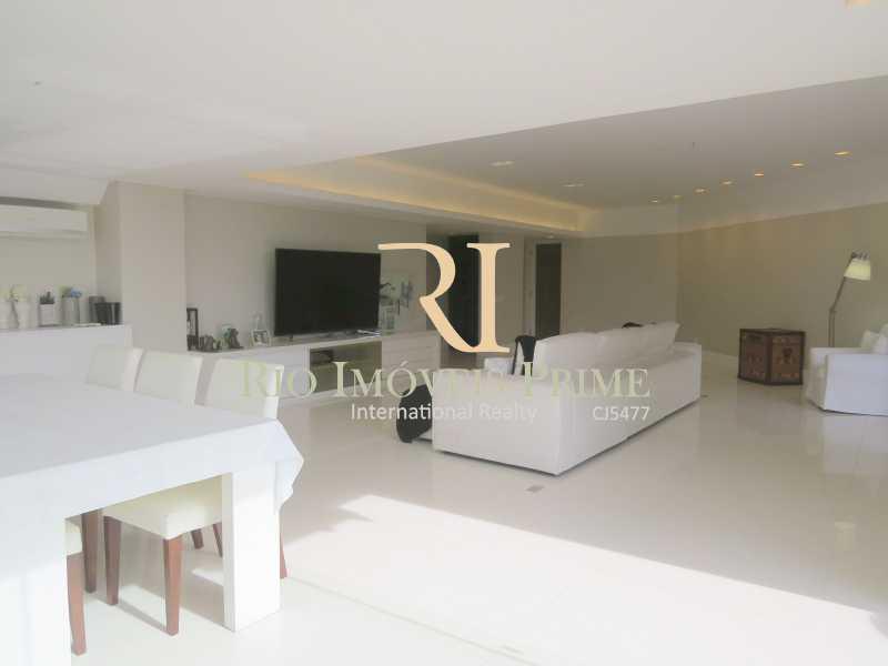SALAS - Apartamento 3 quartos à venda Barra da Tijuca, Rio de Janeiro - R$ 3.799.999 - RPAP30068 - 3