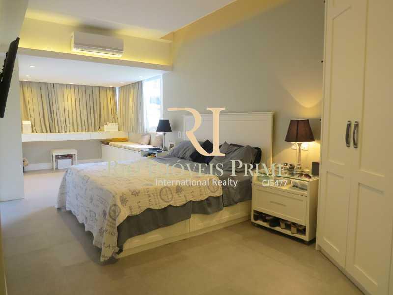 SUÍTE MASTER - Apartamento 3 quartos à venda Barra da Tijuca, Rio de Janeiro - R$ 3.799.999 - RPAP30068 - 5