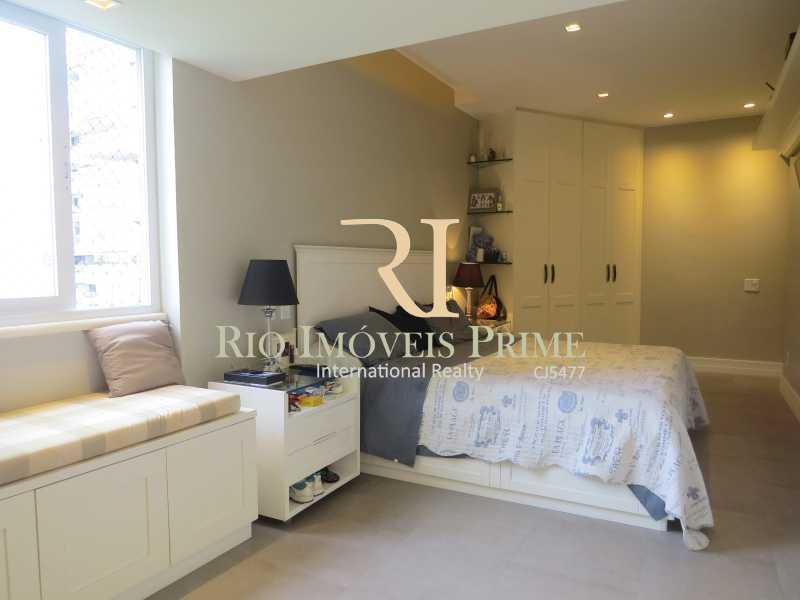 SUÍTE MASTER - Apartamento 3 quartos à venda Barra da Tijuca, Rio de Janeiro - R$ 3.799.999 - RPAP30068 - 6