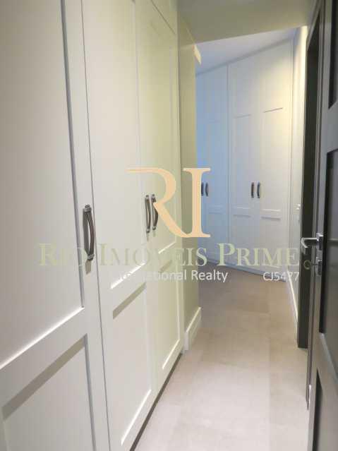CIRC SUÍTE COM ARMÁRIOS - Apartamento 3 quartos à venda Barra da Tijuca, Rio de Janeiro - R$ 3.799.999 - RPAP30068 - 8