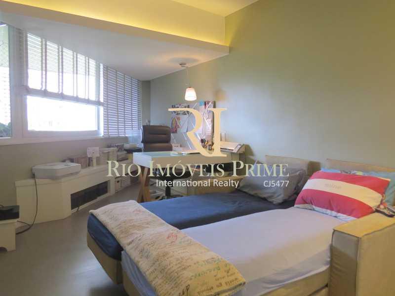 QUARTO2 - Apartamento 3 quartos à venda Barra da Tijuca, Rio de Janeiro - R$ 3.799.999 - RPAP30068 - 10