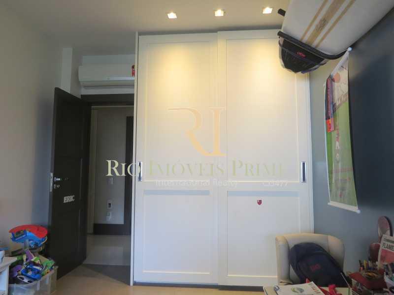 QUARTO3 - Apartamento 3 quartos à venda Barra da Tijuca, Rio de Janeiro - R$ 3.799.999 - RPAP30068 - 12
