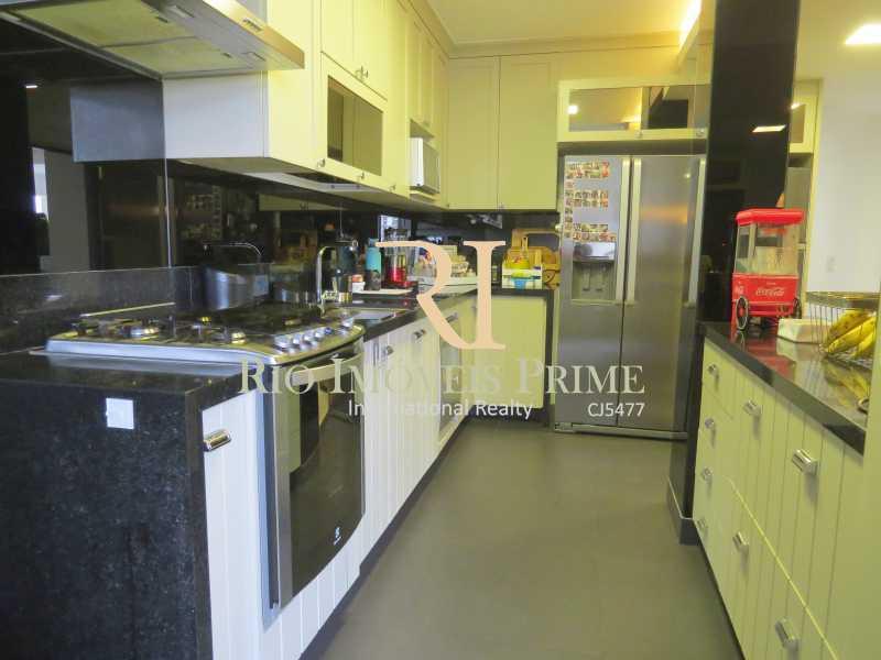 COZINHA - Apartamento 3 quartos à venda Barra da Tijuca, Rio de Janeiro - R$ 3.799.999 - RPAP30068 - 15