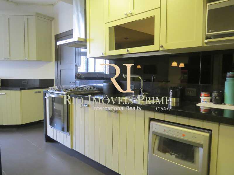 COZINHA - Apartamento 3 quartos à venda Barra da Tijuca, Rio de Janeiro - R$ 3.799.999 - RPAP30068 - 16
