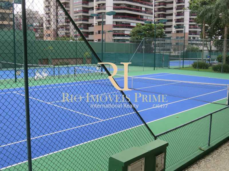 3 QUADRAS DE TÊNIS - Apartamento 3 quartos à venda Barra da Tijuca, Rio de Janeiro - R$ 3.799.999 - RPAP30068 - 19