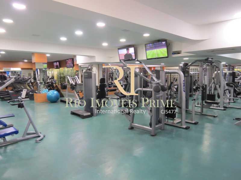 FITNESS - Apartamento 3 quartos à venda Barra da Tijuca, Rio de Janeiro - R$ 3.799.999 - RPAP30068 - 20