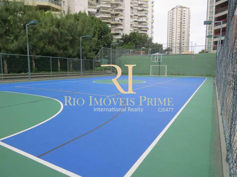 QUADRA POLIESPORTIVA - Apartamento 3 quartos à venda Barra da Tijuca, Rio de Janeiro - R$ 3.799.999 - RPAP30068 - 21