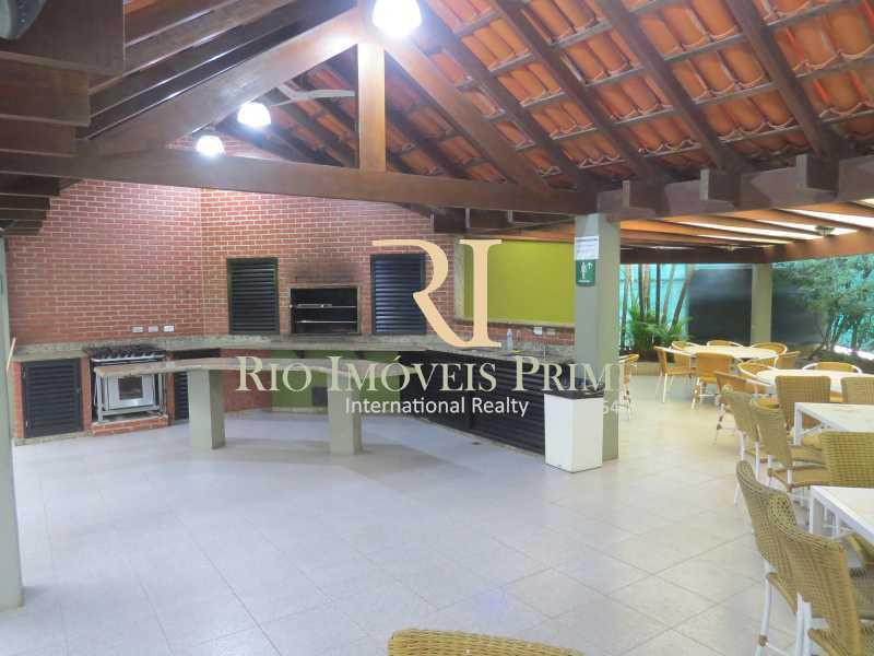 CHURRASQUEIRAS - Apartamento 3 quartos à venda Barra da Tijuca, Rio de Janeiro - R$ 3.799.999 - RPAP30068 - 24
