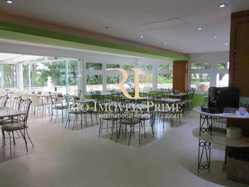 RESTAURANTE - Apartamento 3 quartos à venda Barra da Tijuca, Rio de Janeiro - R$ 3.799.999 - RPAP30068 - 25