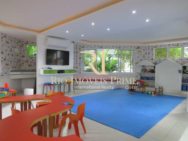 BRINQUEDOTECA - Apartamento 3 quartos à venda Barra da Tijuca, Rio de Janeiro - R$ 3.799.999 - RPAP30068 - 26