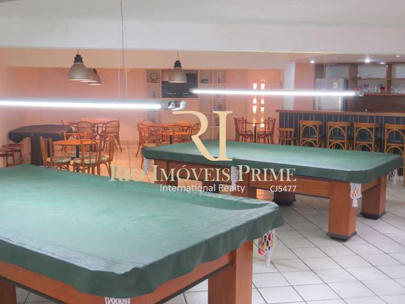 SALÃO DE SINUCA - Apartamento 3 quartos à venda Barra da Tijuca, Rio de Janeiro - R$ 3.799.999 - RPAP30068 - 28