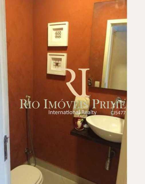 LAVABO - Apartamento à venda Avenida Heitor Beltrão,Tijuca, Rio de Janeiro - R$ 799.900 - RPAP30070 - 6