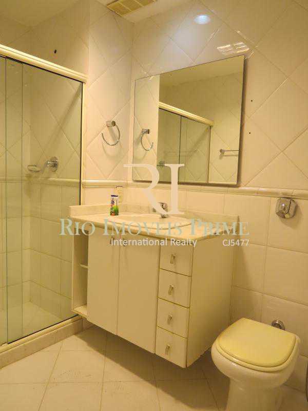 BANHEIRO SUÍTE - Apartamento à venda Avenida Heitor Beltrão,Tijuca, Rio de Janeiro - R$ 799.900 - RPAP30070 - 7