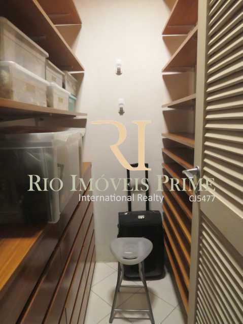 CLOSET - Apartamento à venda Avenida Heitor Beltrão,Tijuca, Rio de Janeiro - R$ 799.900 - RPAP30070 - 8