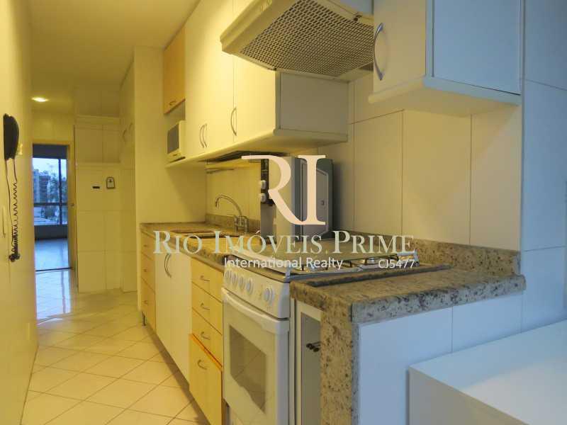 COZINHA - Apartamento à venda Avenida Heitor Beltrão,Tijuca, Rio de Janeiro - R$ 799.900 - RPAP30070 - 18