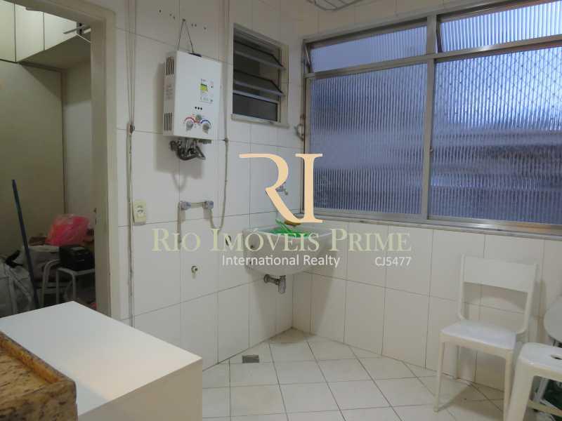 ÁREA SERVIÇO - Apartamento à venda Avenida Heitor Beltrão,Tijuca, Rio de Janeiro - R$ 799.900 - RPAP30070 - 19