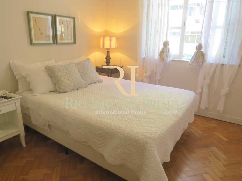 QUARTO - Apartamento para alugar Rua Jangadeiros,Ipanema, Rio de Janeiro - R$ 3.600 - RPAP10043 - 1