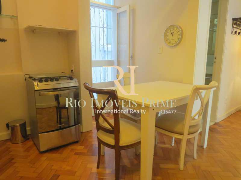 SALA JANTAR - Apartamento para alugar Rua Jangadeiros,Ipanema, Rio de Janeiro - R$ 3.600 - RPAP10043 - 5