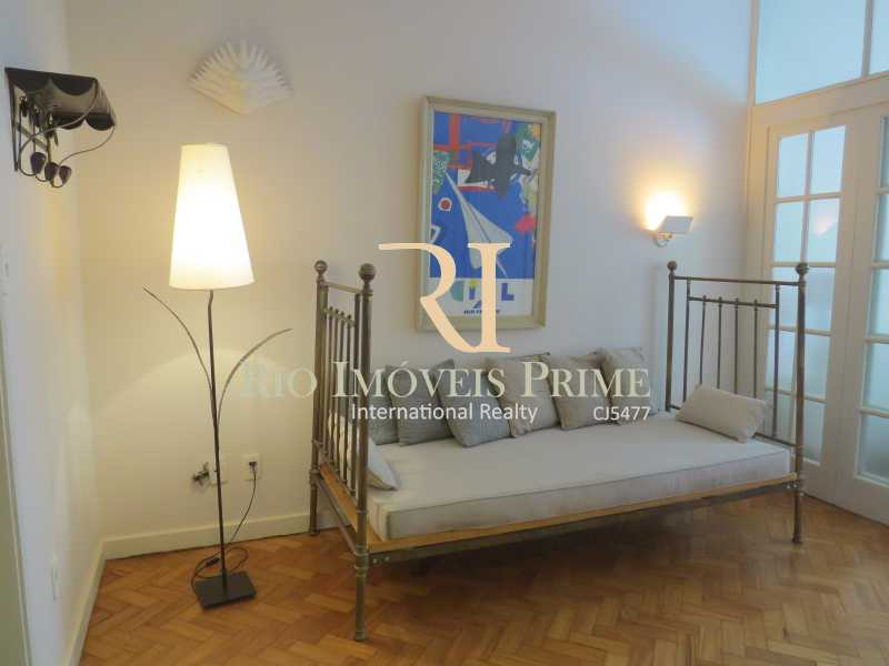 SALA ESTAR - Apartamento para alugar Rua Jangadeiros,Ipanema, Rio de Janeiro - R$ 3.600 - RPAP10043 - 9