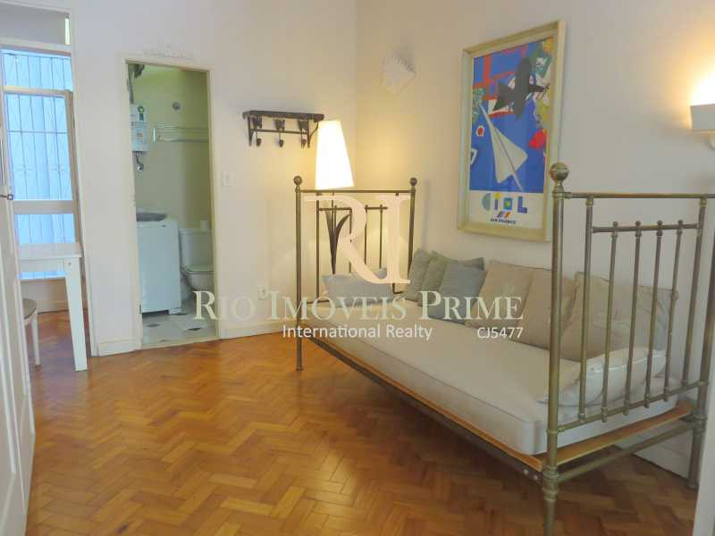 SALA ESTAR - Apartamento para alugar Rua Jangadeiros,Ipanema, Rio de Janeiro - R$ 3.600 - RPAP10043 - 10