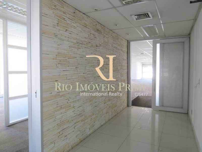 HALL DE ENTRADA - Andar 359m² para venda e aluguel Avenida Rio Branco,Centro, Rio de Janeiro - R$ 2.706.000 - RPAN00002 - 3