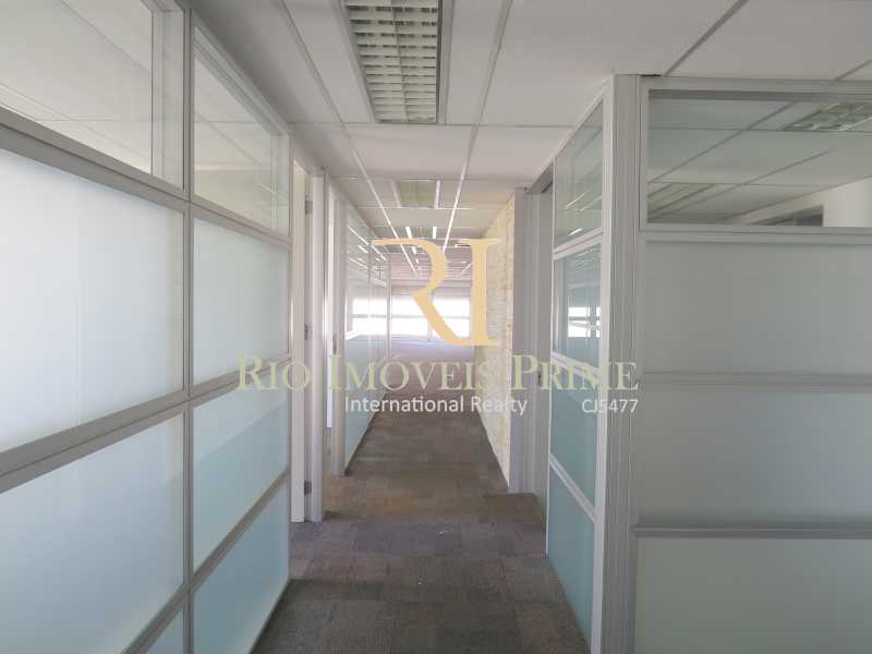 CIRCULAÇÃO - Andar 359m² para venda e aluguel Avenida Rio Branco,Centro, Rio de Janeiro - R$ 2.706.000 - RPAN00002 - 11